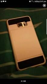 Samsung galaxy S6edge plus gold