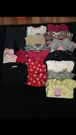 Girls clothes from 12 months to 3 years