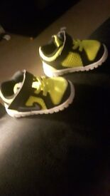 Baby nike shoes brand new