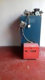 Warmflow 50/90 bluebird boiler oil