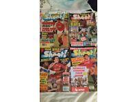 Shoot comics 1988/89