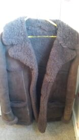 Bailys of Glastonbury Sheepskin Coat