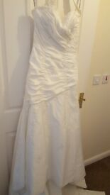 Margret Lee wedding dress size 12
