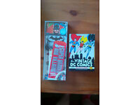 DC Comics Postcards and DC Fandex