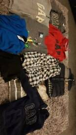 Boys clothing bundle 6-7