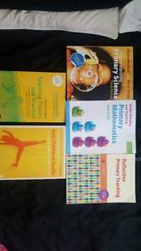 Primary teaching books