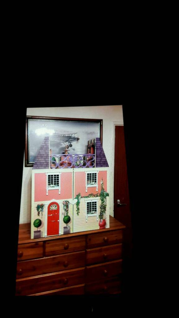 VINTAGE SINDY HOUSE +LOTS OF EXTRA BITS