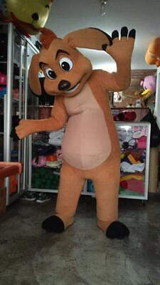 Timon Animal Character Costume Mascot Cosplay Brown