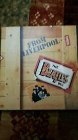Rare Beatles Box Collection LP Set of 8