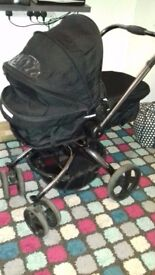 Buggy/pushchair mothercare spin