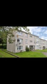 1 bedroom second floor flat - Calderwood