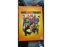 The Big Bang Theory Season 1-5