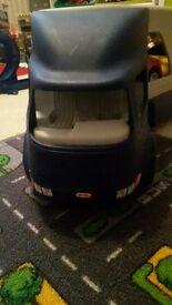 little tikes car transporter. good as new