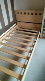 Single bedframe (only)
