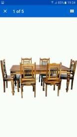 Sheesham Dining Table