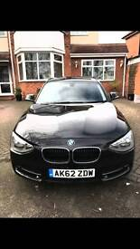 BMW 116i 1 SERIES 2012 NEW SHAPE IMMACULATE CONDITION