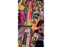 Performance Car Magazines. Used. Circa 1992-98
