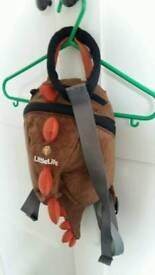 Little life back pack-harness