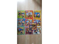 Bundle education read at home Mike the knight storey books NEW