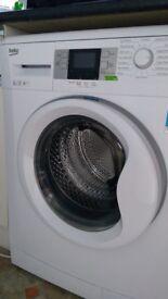 BECO washing machine still under warranty