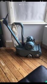 Floor sanding machine, sander.
