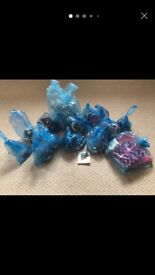 Bags of Jewellery - necklaces, bracelets, rings and never worn earrings