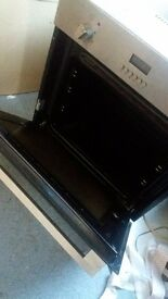 Electric Fan Oven