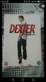Dexter DVD box set