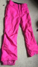 Ski trousers (salopets)
