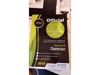 SQA National 5 German Specimen Papers 2013