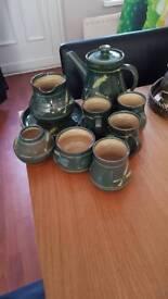 James Brooke Appleton Or Moors studio pottery