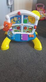 Bright stars learn and giggle activity centre