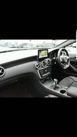 Mercedes-Benz A class w176 airbag kit dashboard steering belts ecu 13-18