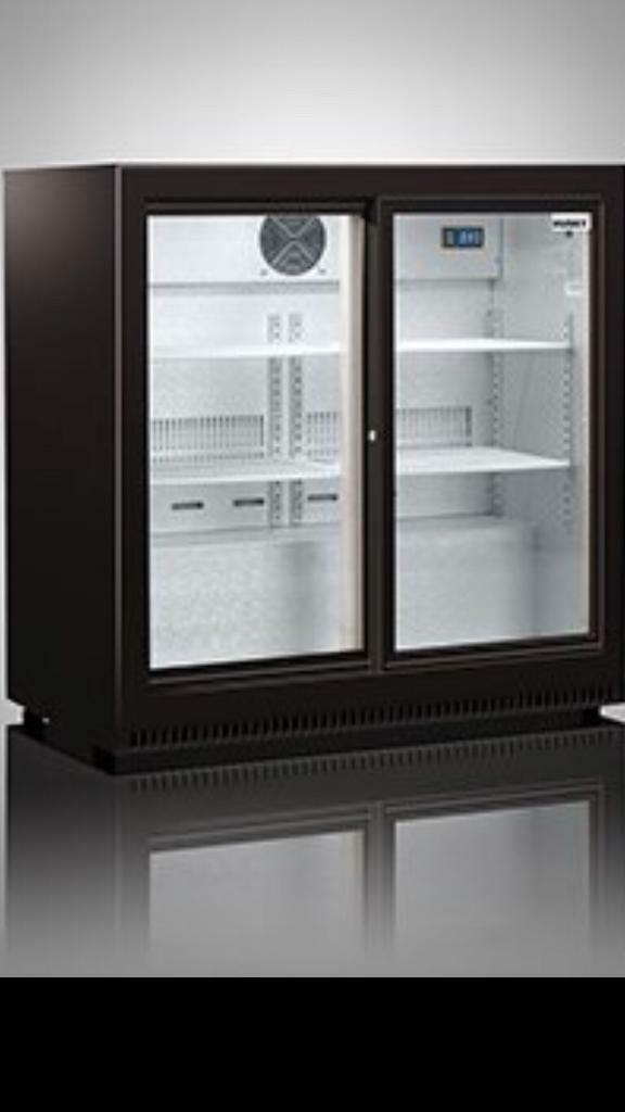 commercial undercounter drinks chillerfull working only £170