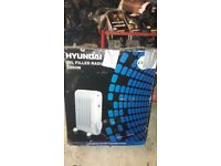 HYUNDAI OIL FILLED RADIATOR 2000W
