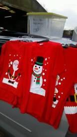 Christmas T shirt job lot