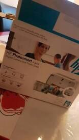 Hp camera and photo printer