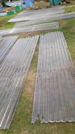 Corrugated Roof Sheet - Clear (x13)