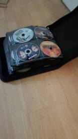 200 piece dvd collection