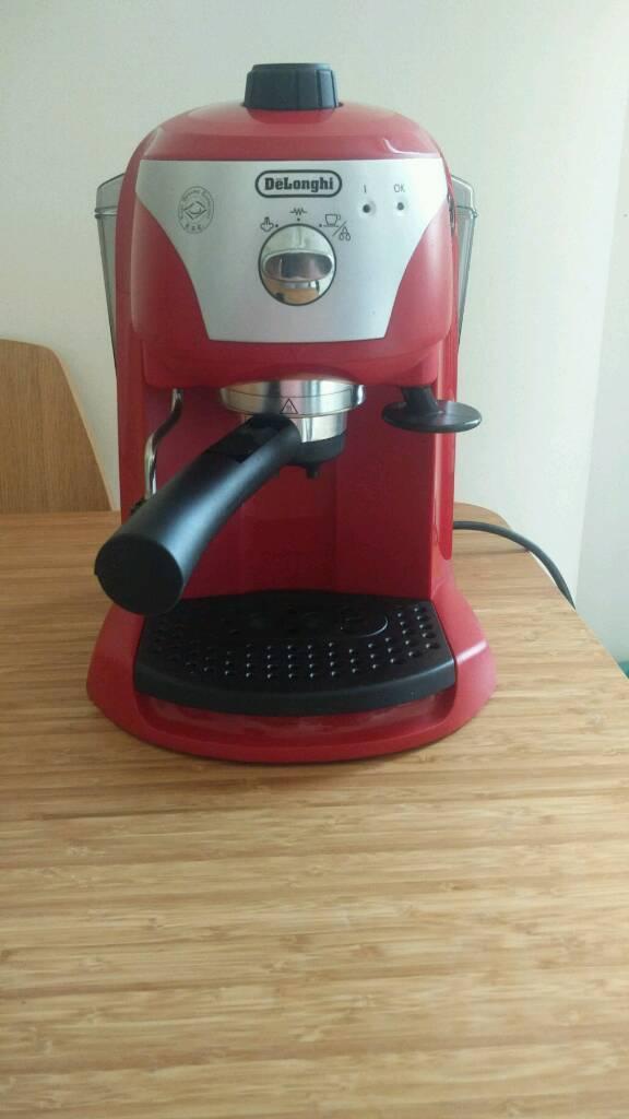 Delonghi Espresso Cappucino maker