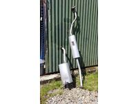 2003 K12 Nissan Micra exhaust system