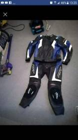 Rst two piece leathers