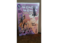 Wonder Woman (Vol. 2) #139 Signed By Yannick Pacquette. With COA