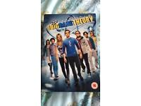 REDUCED The Big Bang Theory DVD box set