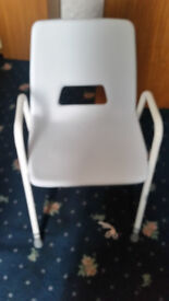 Perching seat for shower (Brand New)