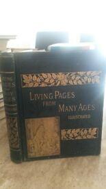 Antiquarian books.