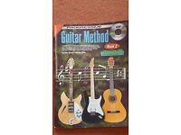 Guitar music - Progressive Guitar Method Book 2 Intermediate (no CD)