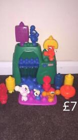 Playskool toy