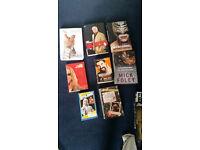 Joblot of 8 WWE Wrestling Autobiographies