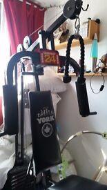 3 in 1 Gym equipment set